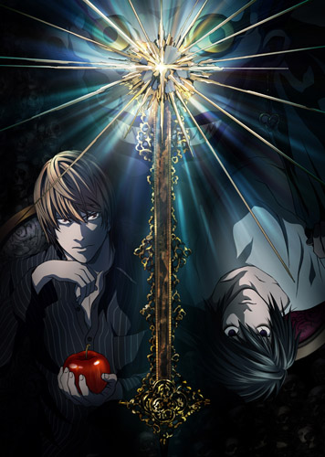Death Note  Anime  Anidb